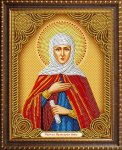 """Алмазная мозаика """"Икона Святая Праведная Анна"""""""