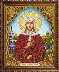 """Алмазная мозаика """"Икона Святая Блаженная Ксения"""""""