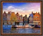 """Алмазная мозаика """"Амстердам"""""""