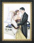 """Набор для вышивания """"Свидание в Париже"""""""