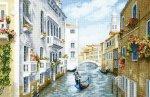 """Набор для вышивания """"Полдень в Венеции"""""""