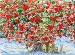 """Набор для вышивания """"Дерево любви"""""""