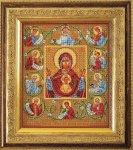 """Набор для вышивания Икона """"Курская Богородица"""""""