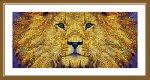 """Набор для вышивания """"Золотой лев"""""""