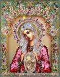 """Набор для вышивания Икона """"Богородица Помощница в родах"""""""