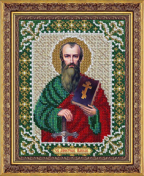 """Набор для вышивания Икона """"Святой Апостол Павел"""""""