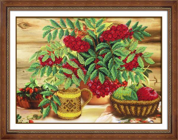 """Набор для вышивания """"Осенний натюрморт"""""""