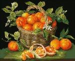 """Алмазная мозаика """"Сочные апельсины"""""""