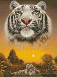 """Алмазная мозаика """"Царь джунглей"""""""