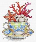 """Набор для вышивания """"Глоток моря"""""""